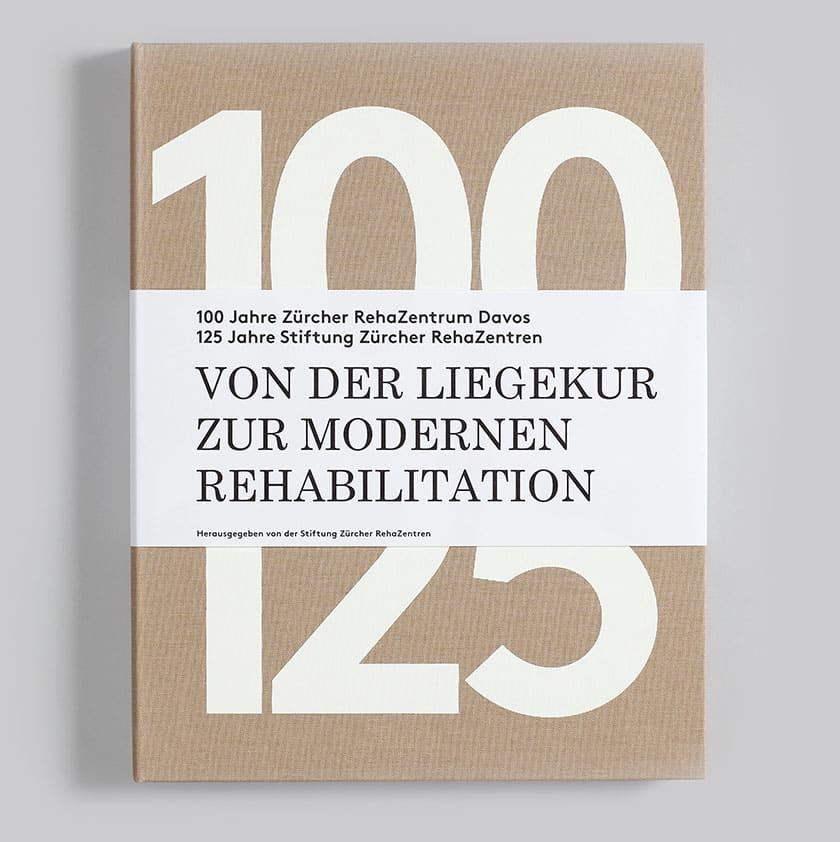 100/125. Von der Liegekur zur modernen Rehabilitation